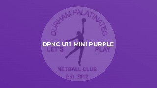 DPNC U11 Mini PURPLE