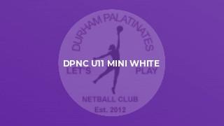 DPNC U11 Mini WHITE