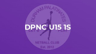 DPNC U15 1s