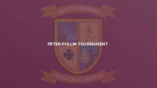 Peter Pullin Tournament