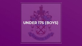 Under 17s (Boys)