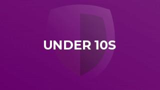 U10s Ups and Downs!