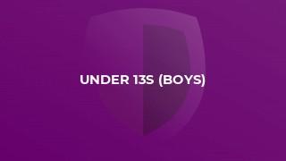 Under 13s (Boys)