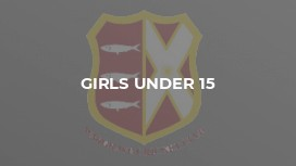 Girls Under 15