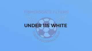 Under 11s White