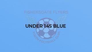 Under 14s Blue