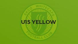 U15 Yellow