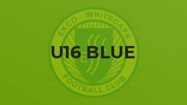 U16 Blue