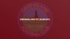 Greenisland FC 2006SBYL