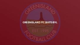 Greenisland FC 2007SBYL