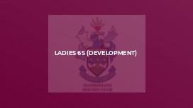 Ladies 6s (Development)
