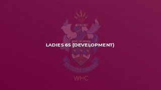 Ladies 6s (Development)