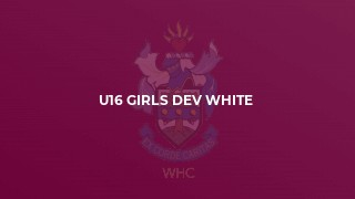 U16 Girls Dev White
