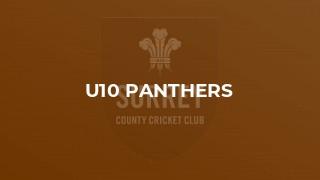 U10 Panthers