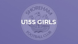 U15s Girls