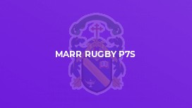 Marr Rugby P7s