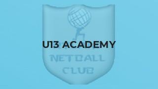 U13 Academy