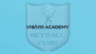 U16/U15 Academy