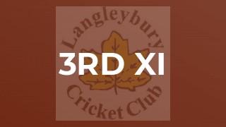 Langleybury III 181-4 (45) v Aldenham 182-1 (29.1)