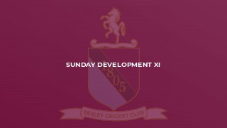 Sunday Development XI