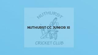 Nuthurst CC Junior XI