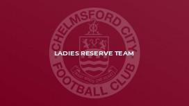 Ladies Reserve Team