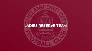 Ladies Reserve Team