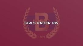 Girls Under 18s