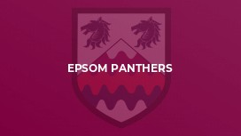 Epsom Panthers