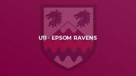 U11 - Epsom Ravens