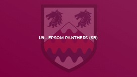 U9 - Epsom Panthers (SB)