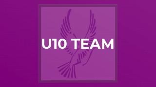 U10 Team