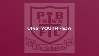 U14s  Youth - EJA