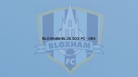 Bloxham Blue Sox FC - U8s