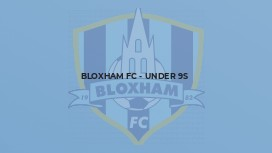 Bloxham FC - Under 9s
