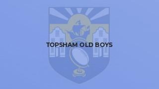 Topsham Old Boys