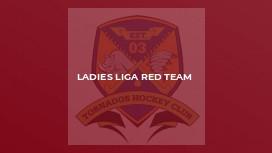 Ladies Liga Red Team