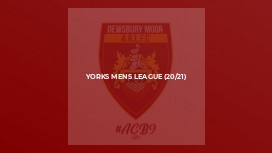 Yorks Mens League (20/21)