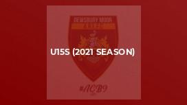 u15s (2021 Season)