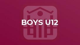 Boys u12