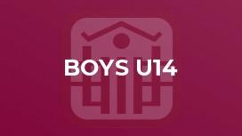 Boys u14