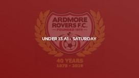 Under 13 A1 - Saturday