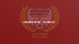 Under 16 B1 - Sunday