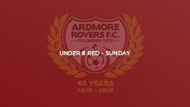 Under 8 Red - Sunday
