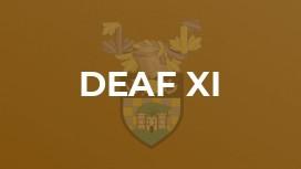 Deaf XI