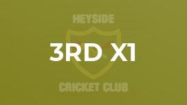3rd X1