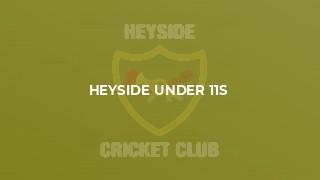 Heyside Under 11s