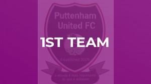Puttenham vs Baker Arms Match Report
