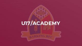 U17/Academy