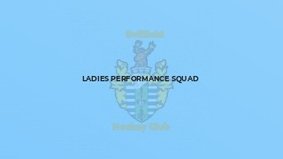 Ladies Performance Squad